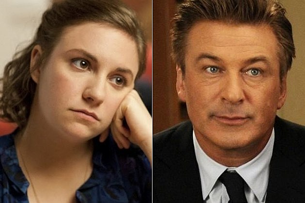 Girls Season 3 Alec Baldwin