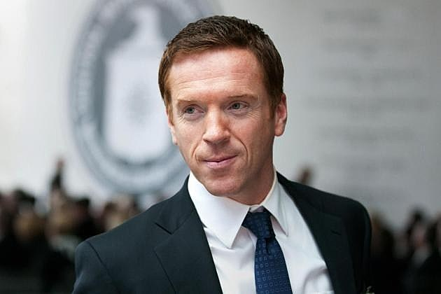 2013 Golden Globes Best Actor TV Drama Damian Lewis Homeland