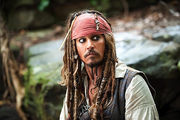 Pirates of the Caribbean 5, Johnny Depp