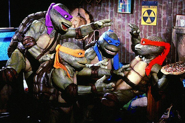 Ninja Turtles to Shoot in April
