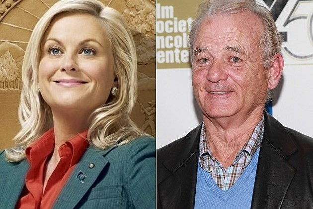 Parks and Recreation Bill Murray