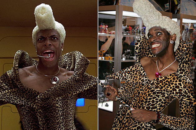 Ruby Rhod Cosplay