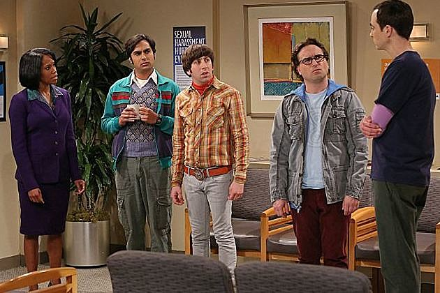 The Big Bang Theory The Egg Salad Equivalency Preview