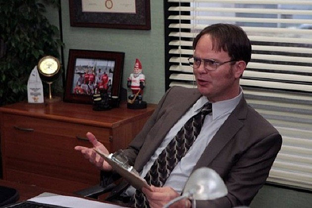 "The Office ""Customer Loyalty"""