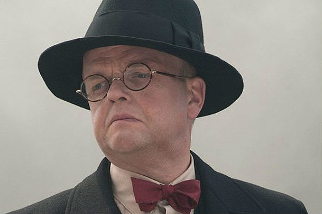 Toby Jones Captain America