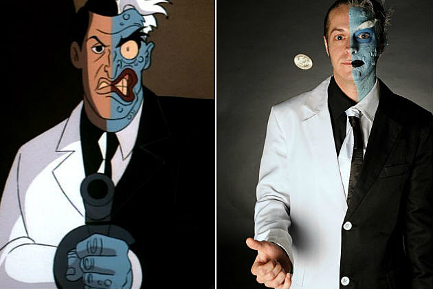 Two Face Cosplay