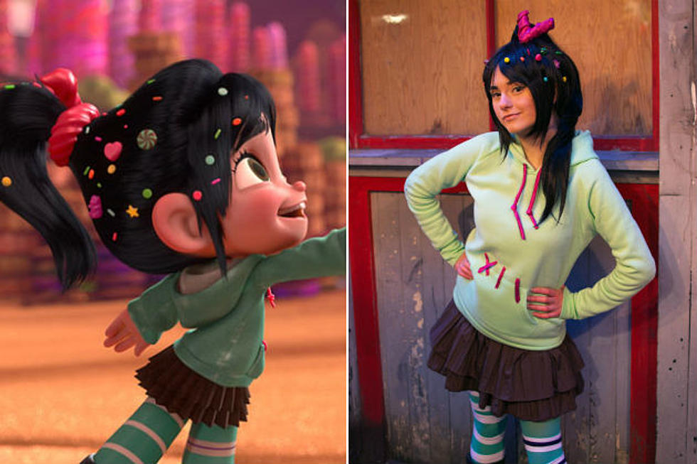 Vanellope From Wreck It Ralph Costume