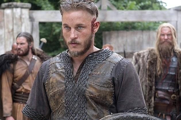 History Vikings Opening Credits