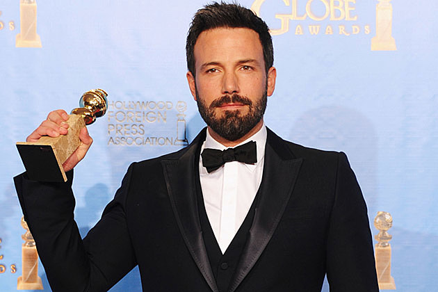 Ben Affleck 2013 Golden Globes