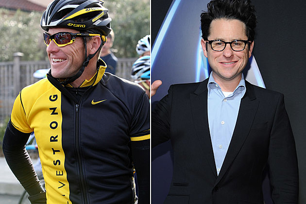 Lance Armstrong JJ Abrams