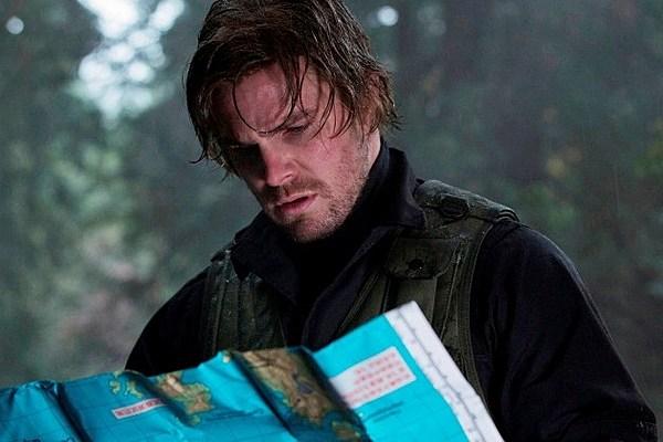 Oliver Queen Arrow Island 'Arrow' Pre...