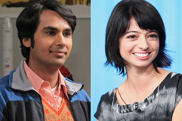 The Big Bang Theory Kate Micucci Raj