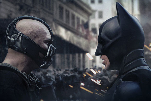 Best Movie of 2012 The Dark Knight Rises