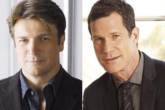 Castle Season 5 Dylan Walsh Two Parter