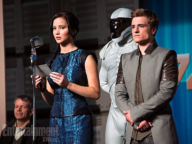 The Hunger Games Catching Fire pics