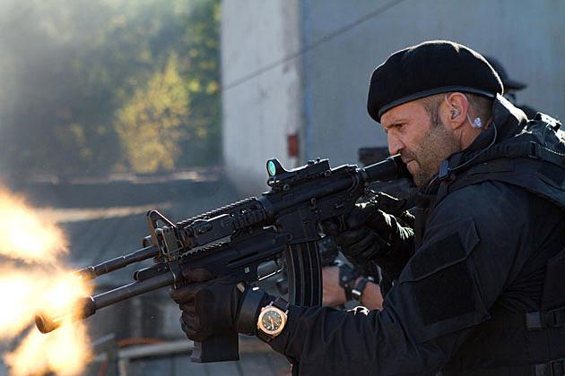 Expendables 3 Jason Statham