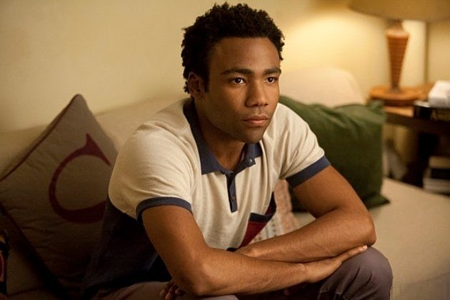 Girls Season 2 Donald Glover Criticism