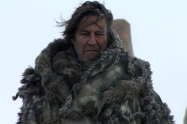 Game of Thrones Season 3 Mance Rayder Ciaran Hinds Interview