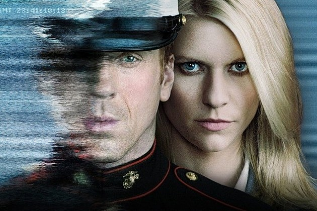 2013 Golden Globes Homeland Best TV Series Drama