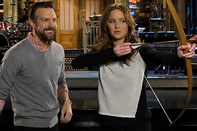 SNL Jennifer Lawrence Preview