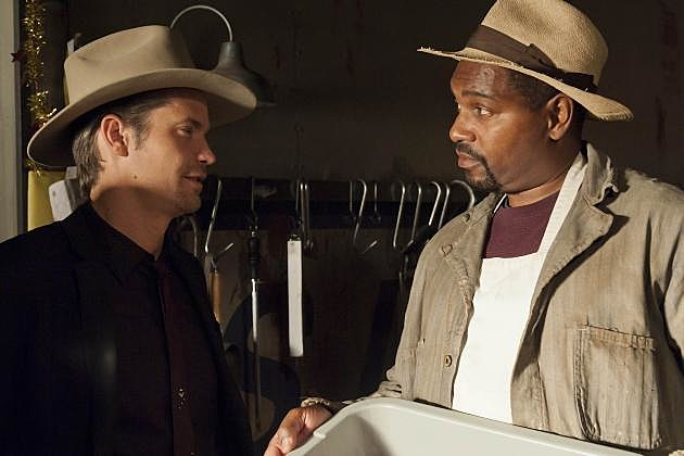 Justified Season 4 Limehouse Mykelti Williamson