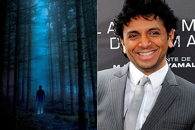 M Night Shyamalan FOX Wayward Pines
