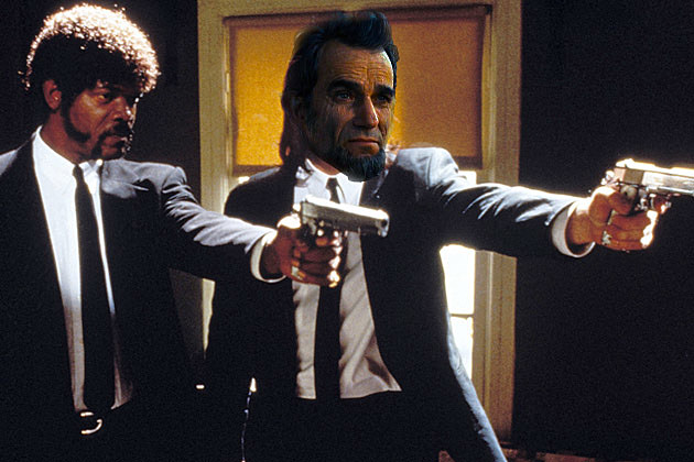 Daniel Day Lewis Pulp Fiction