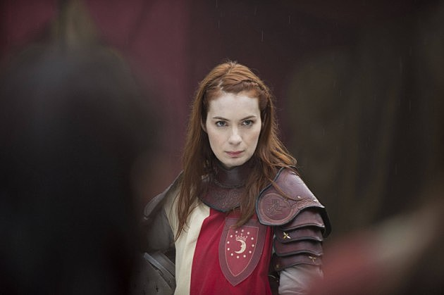 Supernatural Felicia Day LARP and the Real Girl Photos