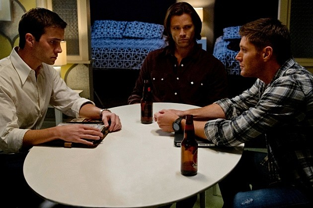 Supernatural As Time Goes By Review
