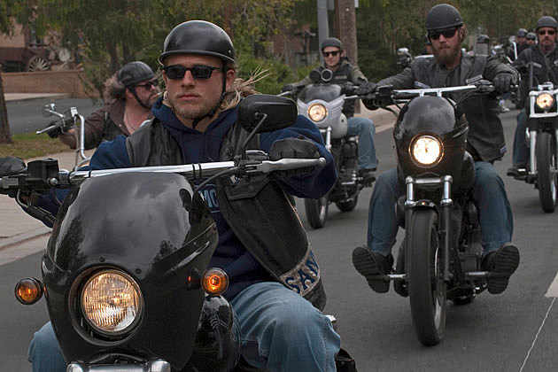 Best TV Show of 2012 Sons of Anarchy