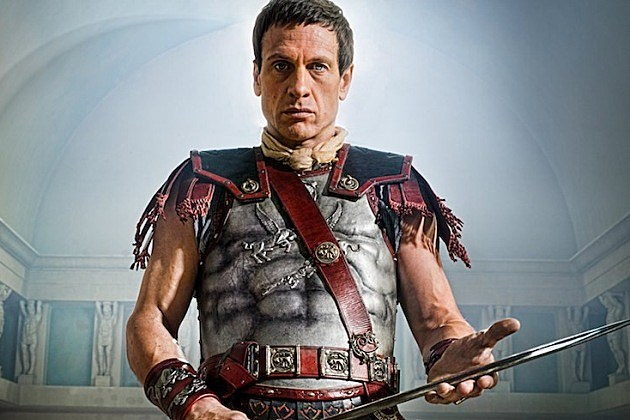 Spartacus War of the Damned Clip Crassus