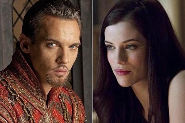 NBC Dracula Jessica De Gouw Jonathan Rhys Meyers