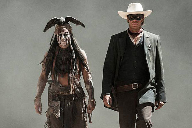 The Lone Ranger 2013 Super Bowl Trailer Teaser