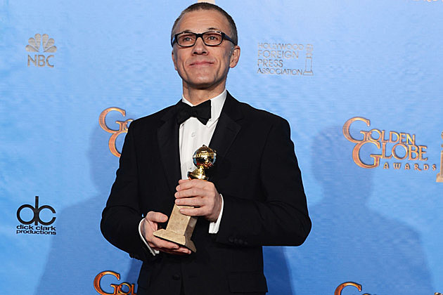 Golden Globes 2013 Christoph Waltz