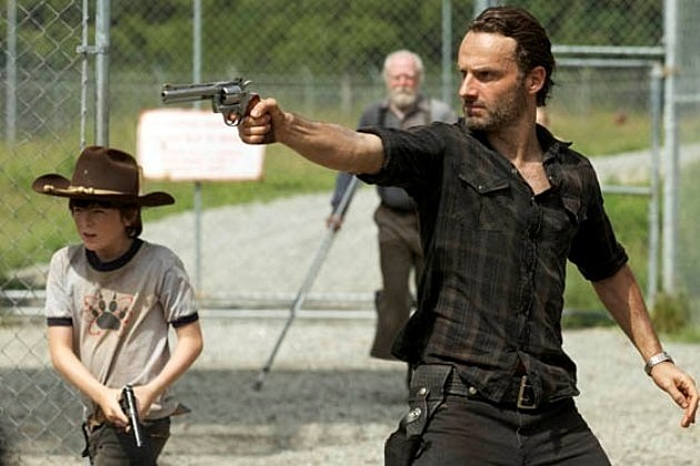The Walking Dead Season 3 Return Episode Titles