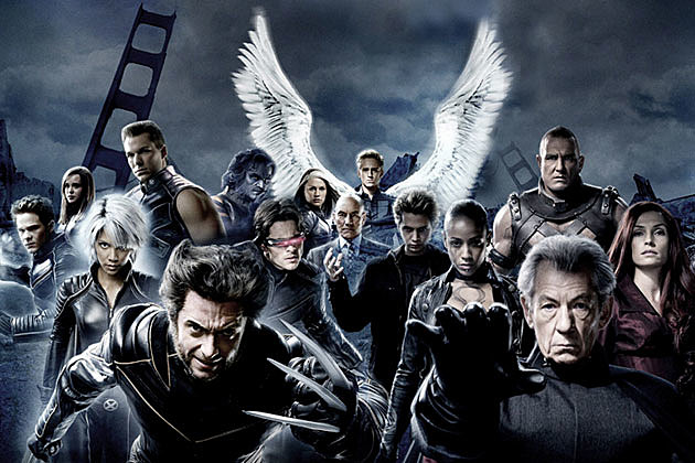 X-Men Days of Future Past mutants