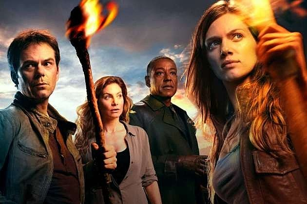 NBC Revolution Web Series Enemies of the State