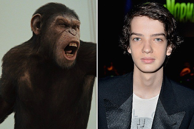 Planet of the Apes, Kodi Smit-McPhee