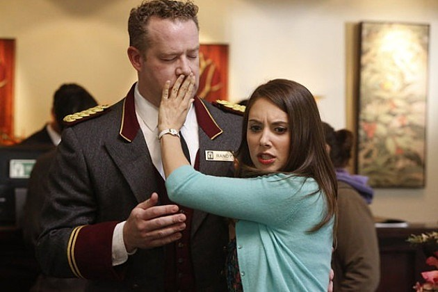 Community Season 4 Conventions of Space and Time Photos
