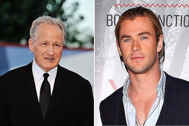 Michael Mann, Chris Hemsworth