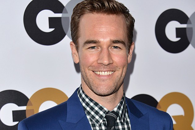 James Van Der Beek Friends With Better Lives CBS