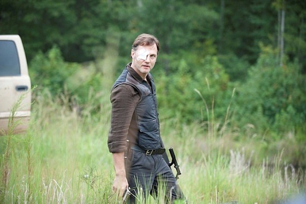 The Walking Dead Home Photos The Governor