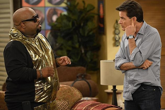Anger Management Charlie and Cee Lo Review