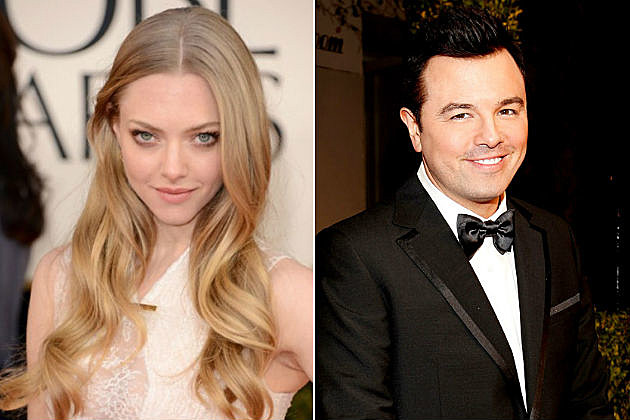 amanda seyfried dating seth mcfarlane