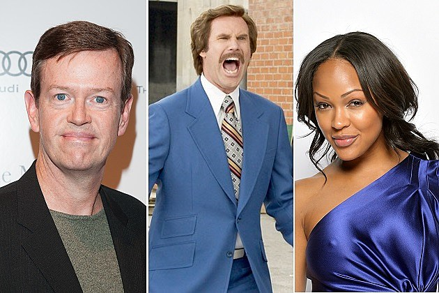 Dylan Baker, Megan Good, Anchorman 2