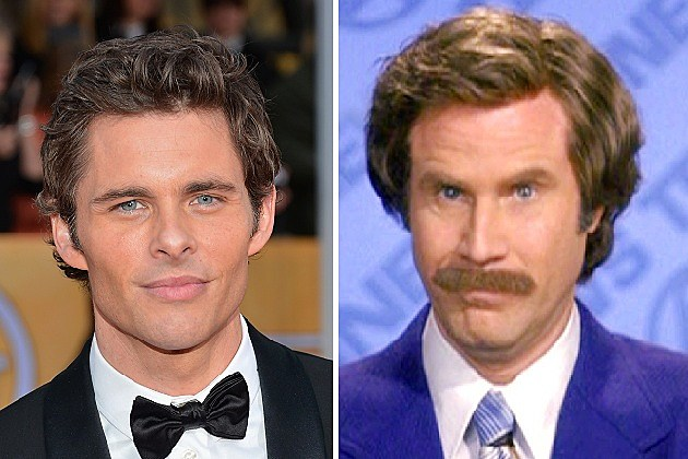 James Marsden, Will Ferrell