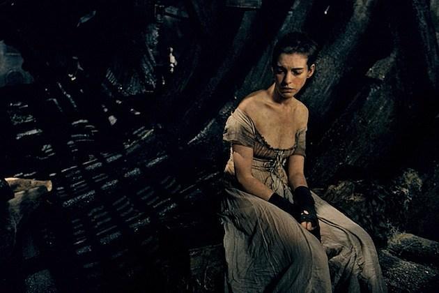 Anne Hathaway Wins Oscar