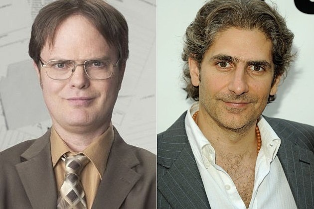 The Office Final Season Michael Imperioli