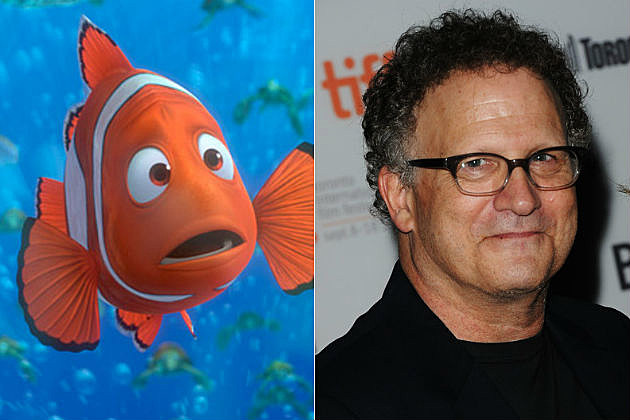 Finding Nemo 2 Albert Brooks