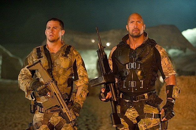 GI Joe Retaliation International Trailer